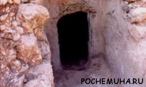 Действительно ли нашли пещеру Иоанна Крестителя