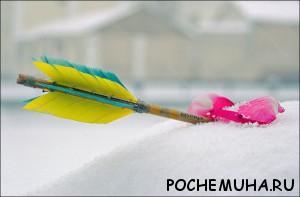 Как сделать стрелы для самодельного лука