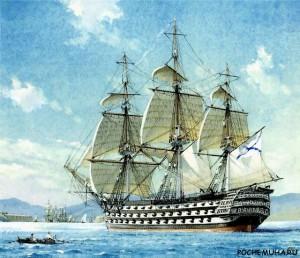 Что такое линейный корабль