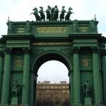 Почему Нарвские Ворота назвали Триумфальными?