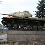 Чем уникален «танк-победитель» в Петербурге?