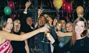Как вести себя на корпоративном Новом году