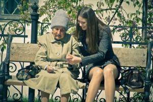 Почему нужно относиться к старикам с почтением