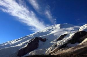 Мировые рекорды на вершине Эльбруса