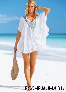 С чем и как носить короткие платья 3