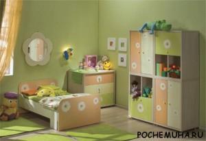 Какую мебель выбрать в детскую