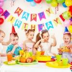 Как организовать день рождения?