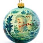 Рождественское чудо: история елочных шаров