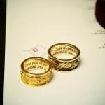 Как заказывать кольца для свадьбы с гравировкой?