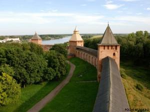 История Новгородского Кремля