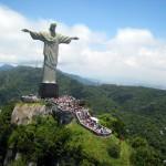 Какая статуя стала визитной карточкой Рио-де-Жанейро?