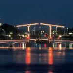 Тысяча мостов Амстердама – история Магере-Брюг