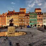 Варшава — город старины и современности