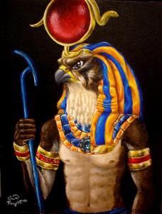 Образ Солнца в Египетской мифологии