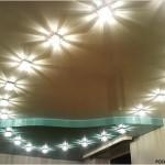 Типы и факторы по выбору потолочных светильников