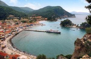 Отдых в Греции на острове Корфу