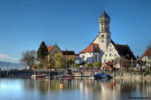 Миф о церкви Вассербурга