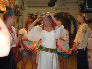 Свадебные обряды невесты