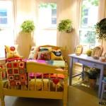 Какие комнатные растения можно разместить в детской?