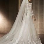 Новые коллекции свадебных и вечерних платьев на сайте pollardi.ru