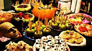 Как организовать вечеринку на Хэллоуин?