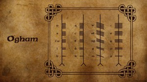 Тайна огамического алфавита