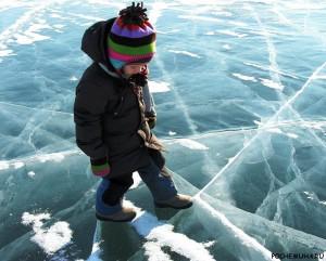 Какие правила безопасности при нахождении на льду?