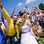 Свадьба в стиле «Стиляг»