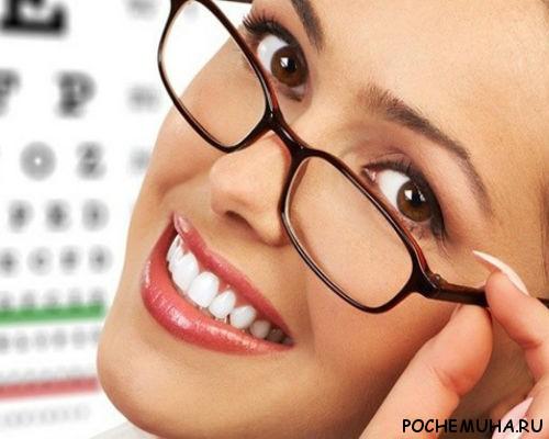Зрение без очков при дальнозоркости