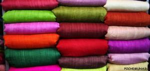 Как выбрать ткань для пошива