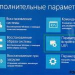 Как открыть БИОС при установленной Windows 8/8.1?