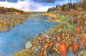 История стояния на реке Угре