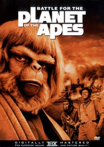 Battle for the Planet of the Apes / Битва за планету обезьян