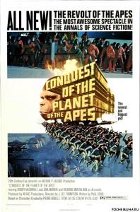Conquest of the Planet of the Apes / Завоевание планеты обезьян