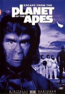 Escape from the Planet of the Apes / Бегство с планеты обезьян