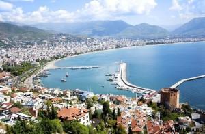 Лучшие курортные зоны Турции