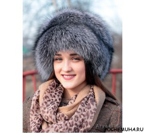 Женские шапки и другие меховые аксессуары недорого