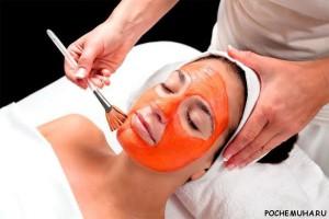 Морковная маска – для сохранения загара