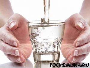 Летний питьевой режим