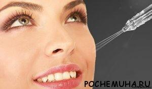 Газожидкостный пилинг как одна из передовых косметических технологий
