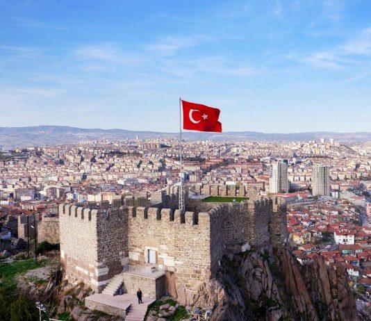 Почему столица Турции Анкара?