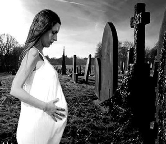 Почему беременным нельзя на кладбище?