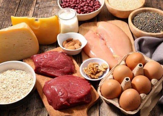 Почему не следует отказываться от белковой пищи?