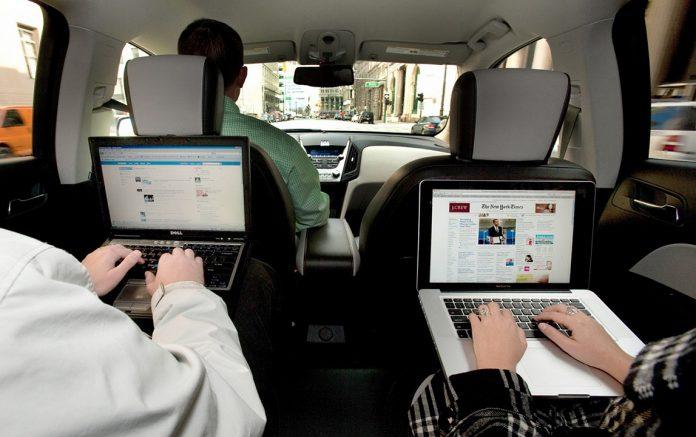 Зачем Интернет в автомобиле?