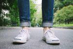 Почему подворачивают штаны